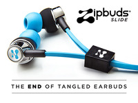 SLIDE: The End of Tangled Earbuds