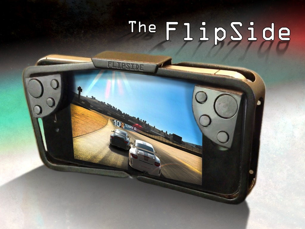 The Iphone Game Controller Case *(with BLE and Solar!)'s video poster