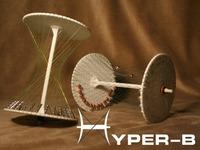 Hyper-B: Mesmerizing kinetics.