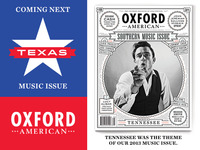 The OA's Texas Music Issue