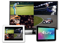 4SeTV: Watch Any 4 Shows on Any Screen