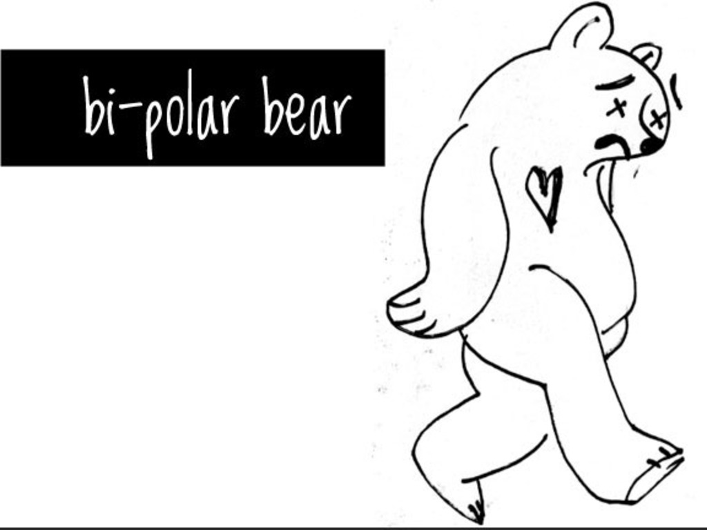 Bi-Polar Bear   When Ledge Is Home's video poster