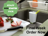 Simplify Kitchen Workflow with Katcher + Kaddy + Kup