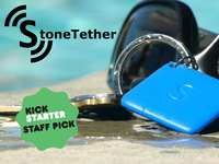 StoneTether - The Smallest Tracking Device at Long Range
