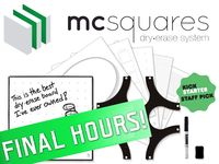 mc squares: a dry-erase system for creative spaces
