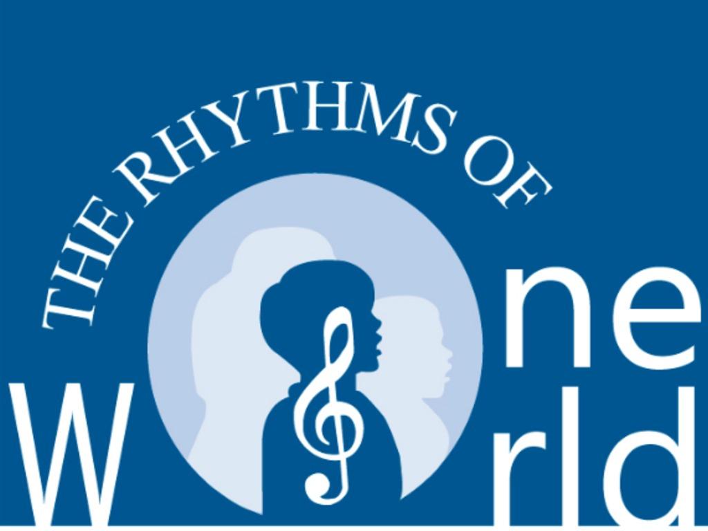 The Rhythms of One World Choir Festival's video poster