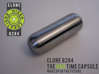 Clone 8284 - The Personal DNA Time Capsule