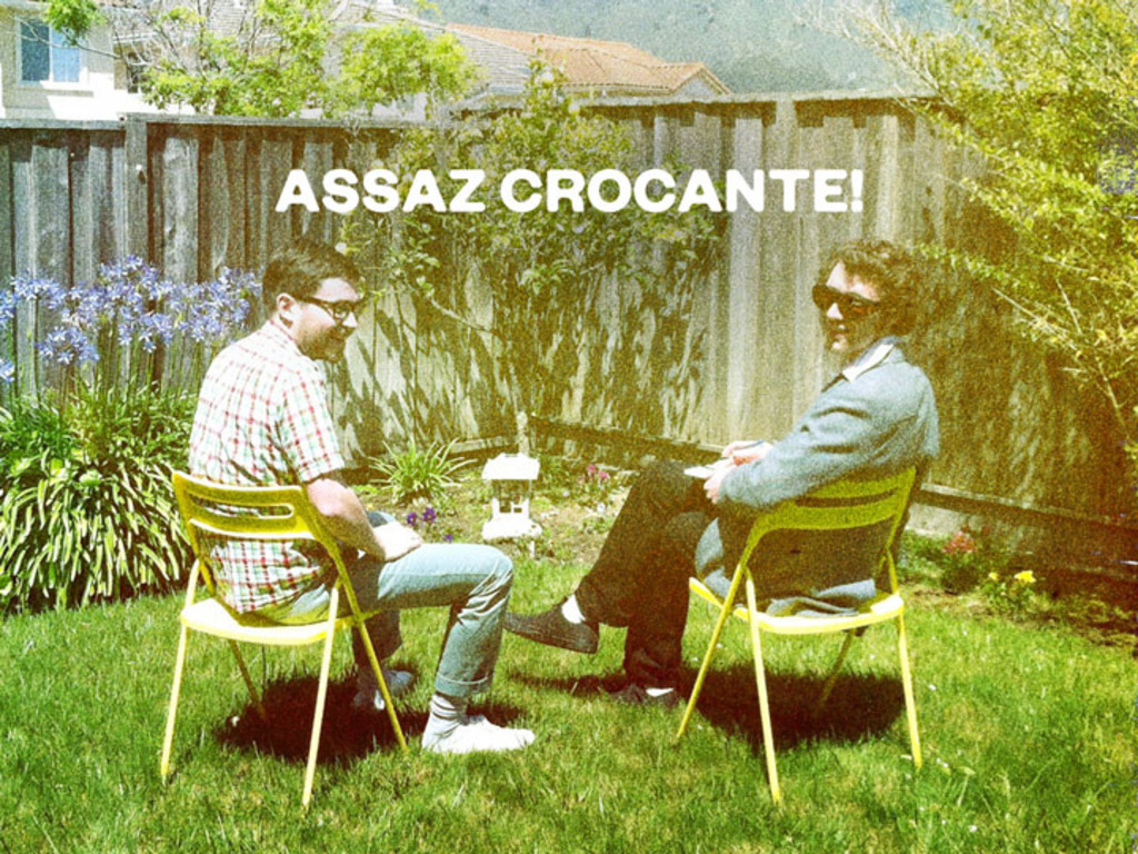 Assaz Crocante! ⚡ Banjo & Synthesizer Little LP's video poster