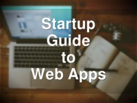 Startup Guide to Web Apps