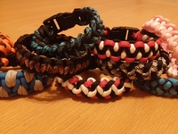 Paracord Bracelets from The Cord Forge