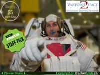 Spacewalking on Earth!