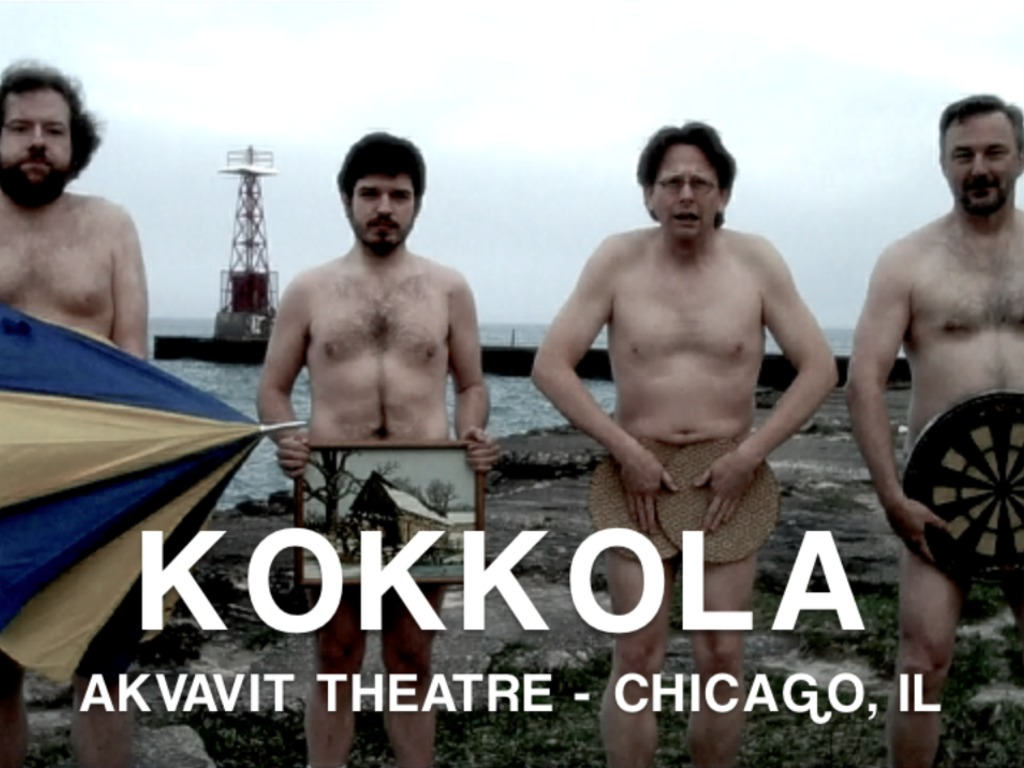 "Akvavit Theatre Presents ""Kokkola"" by Leea Klemola's video poster"