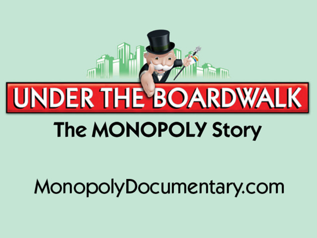 Under the Boardwalk: The MONOPOLY Story's video poster