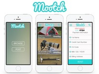 Mootch: On-Demand Renting