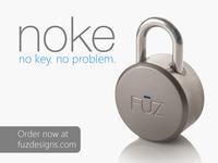 Noke: The World's First Bluetooth Padlock