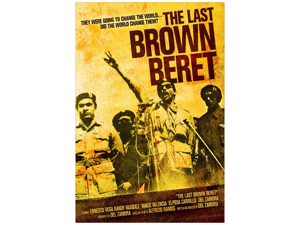 The Last Brown Beret's video poster