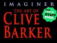 CLIVE BARKER: IMAGINER Vol. 2 Art Book