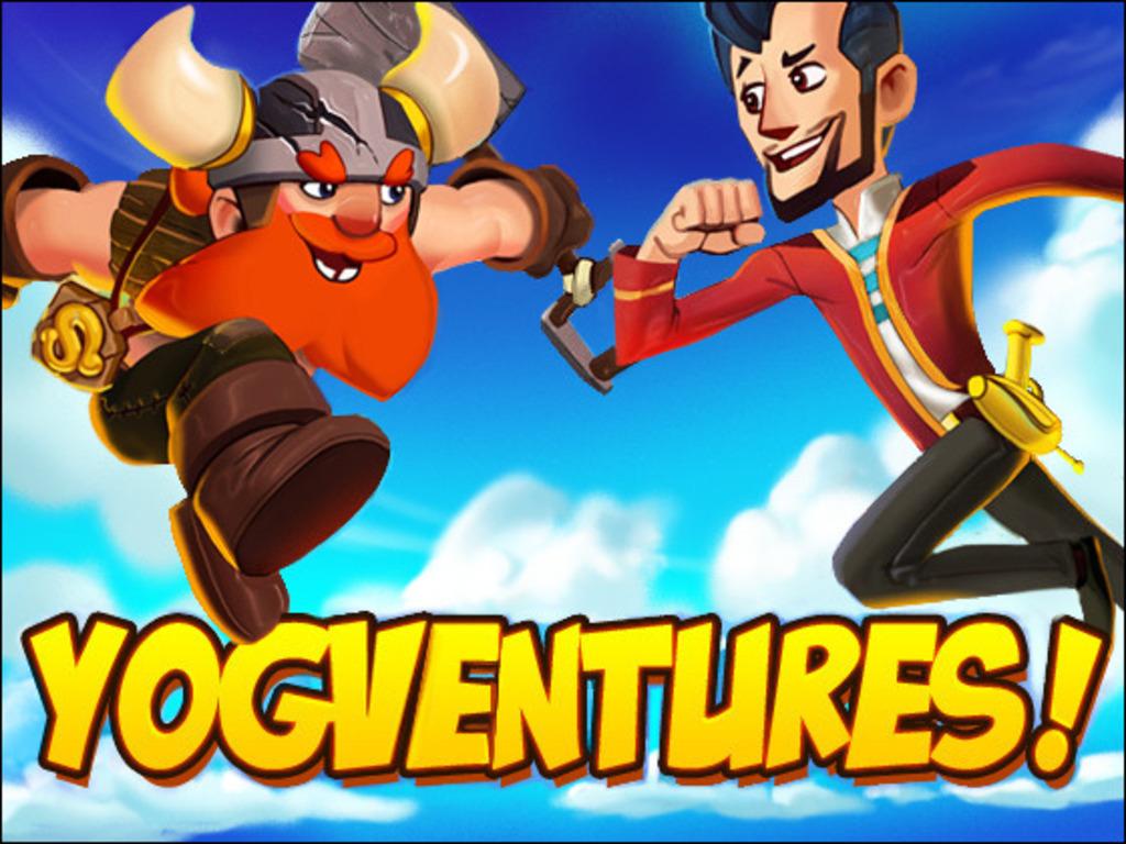 Yogventures!'s video poster
