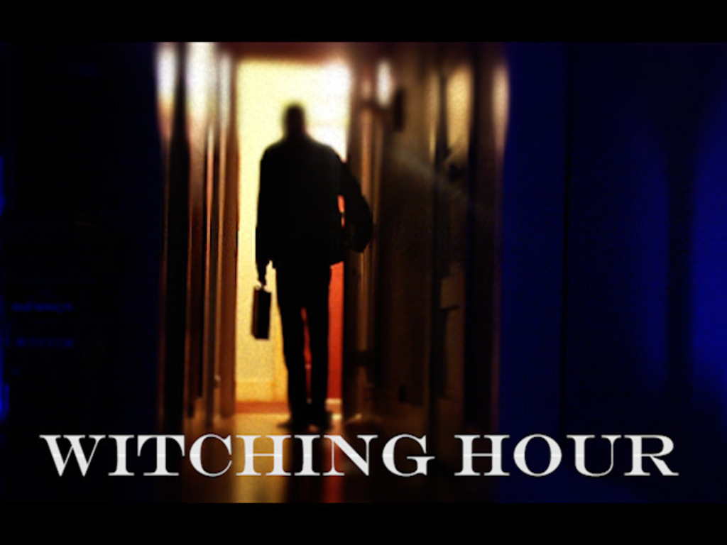 Witching Hour - Feature film's video poster
