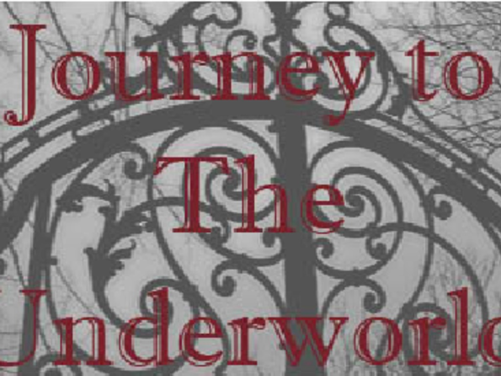 Journey to the Underworld's video poster
