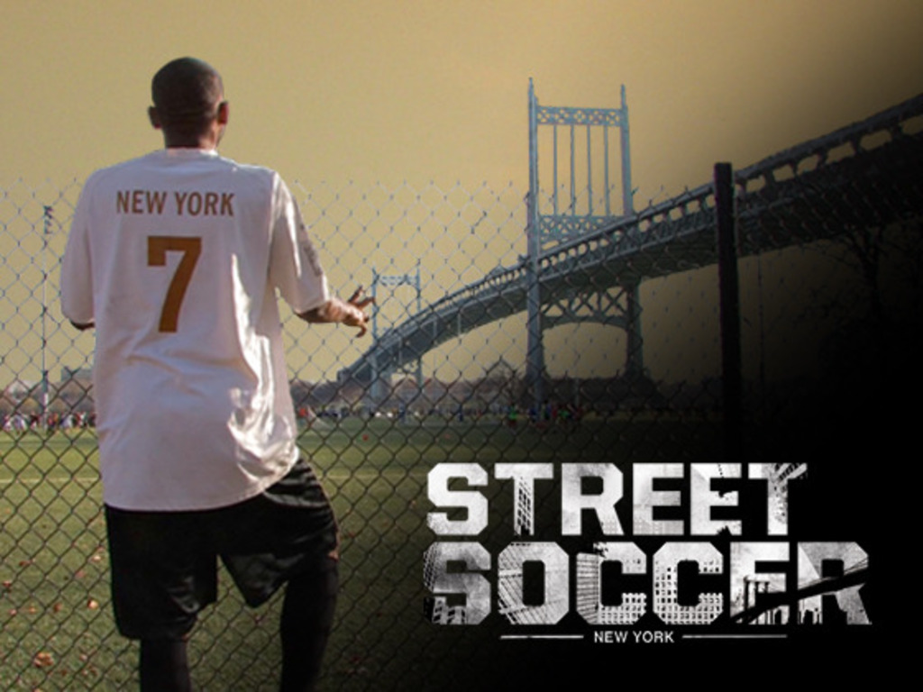 Street Soccer: New York's video poster