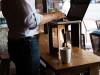 StandStand: the portable standing desk