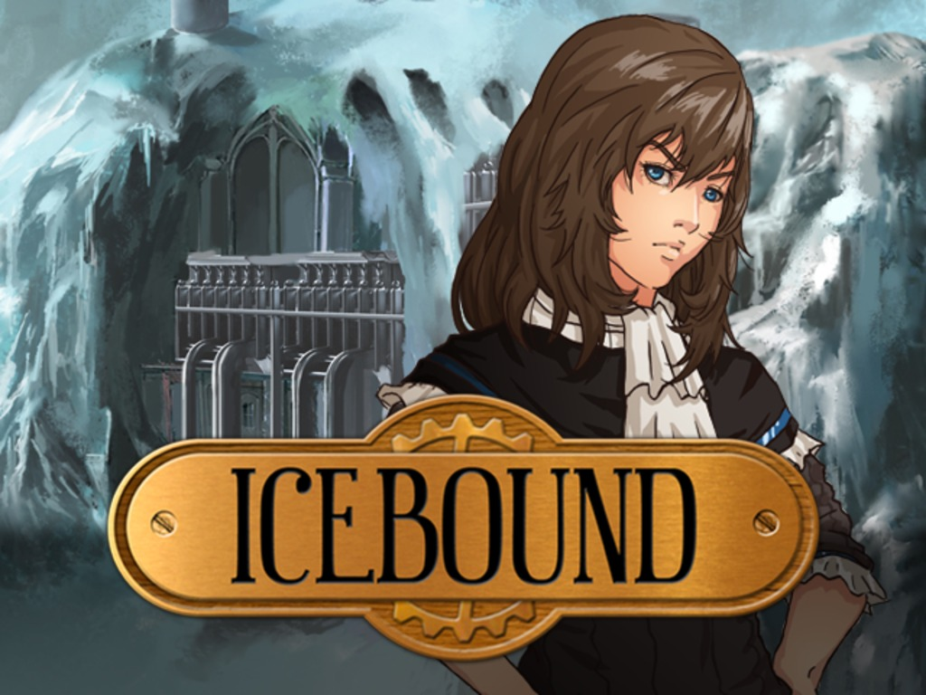 Icebound: A Visual Novel's video poster