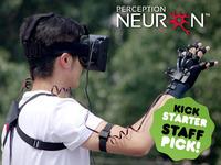 Project PERCEPTION NEURON:  Motion Capture, VR and VFX