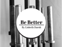 Be Better: A Book by Lisbeth Darsh