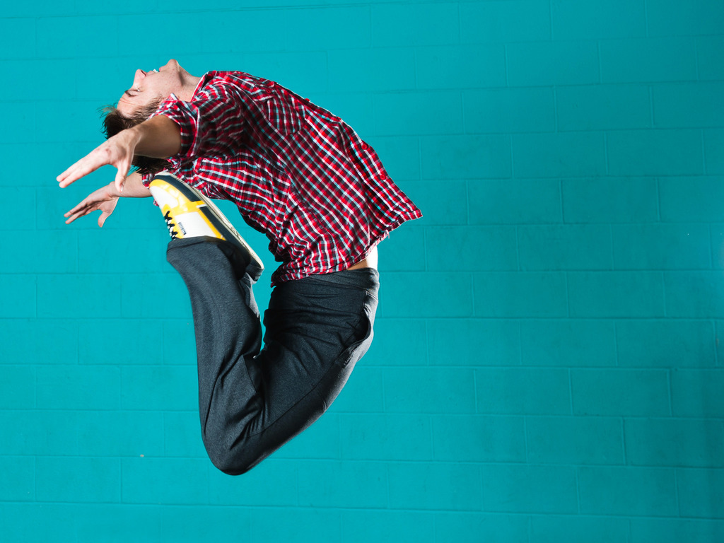 Chris Rice's NEXT Dance Video!'s video poster