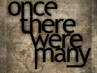 Once There Were Many