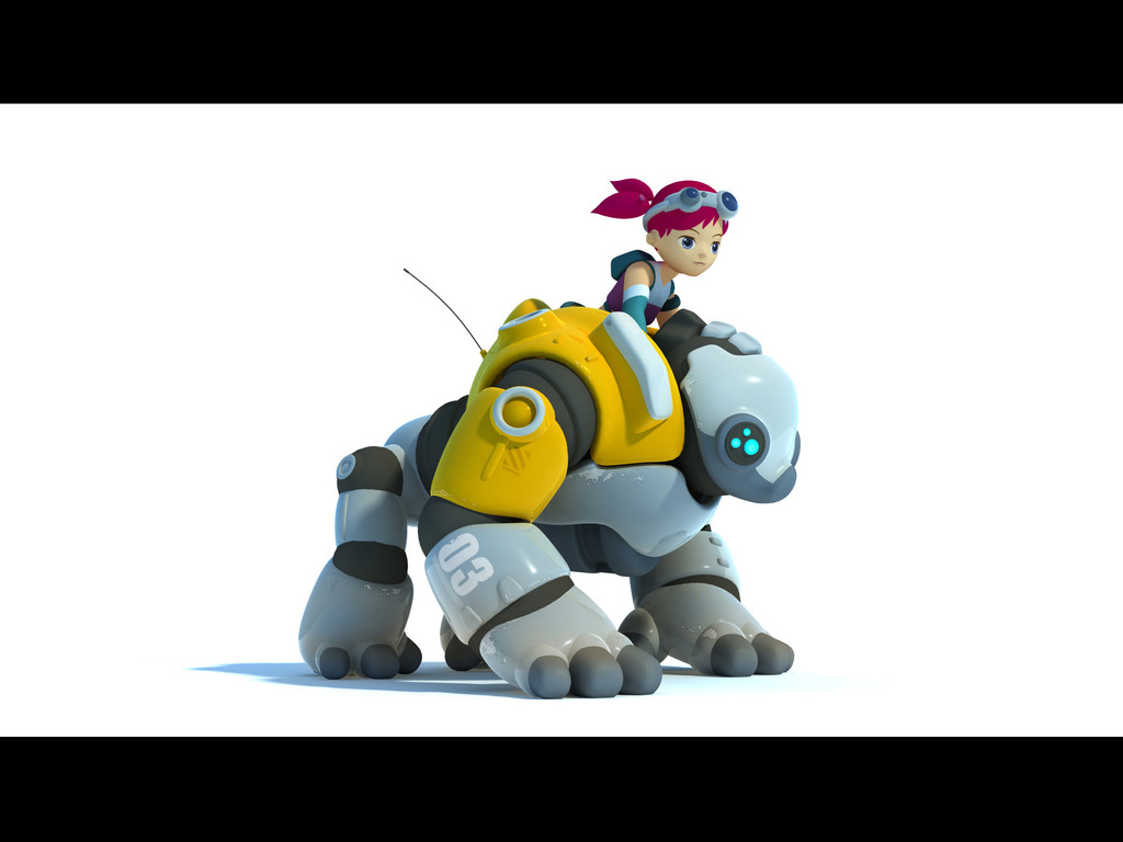 Panzer Pets - Customizable Robots MMO (Canceled)'s video poster