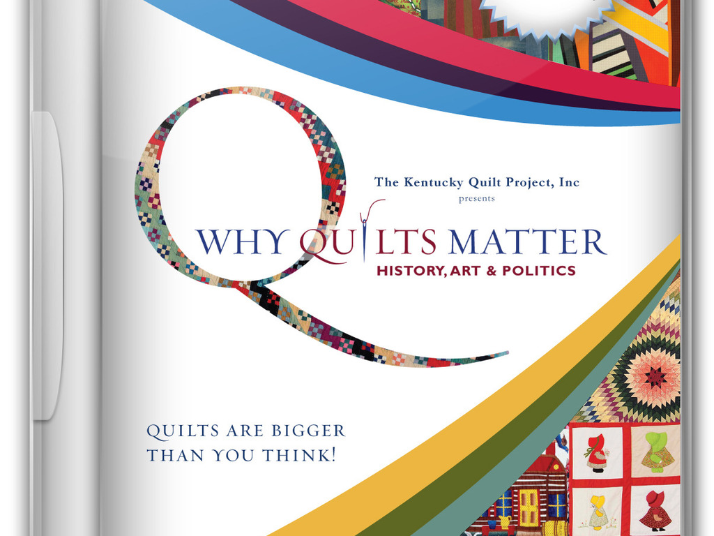 """Create """"Why Quilts Matter"""" Conversation Guides's video poster"""