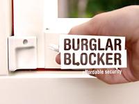 Burglar Blocker: a new look at locks.