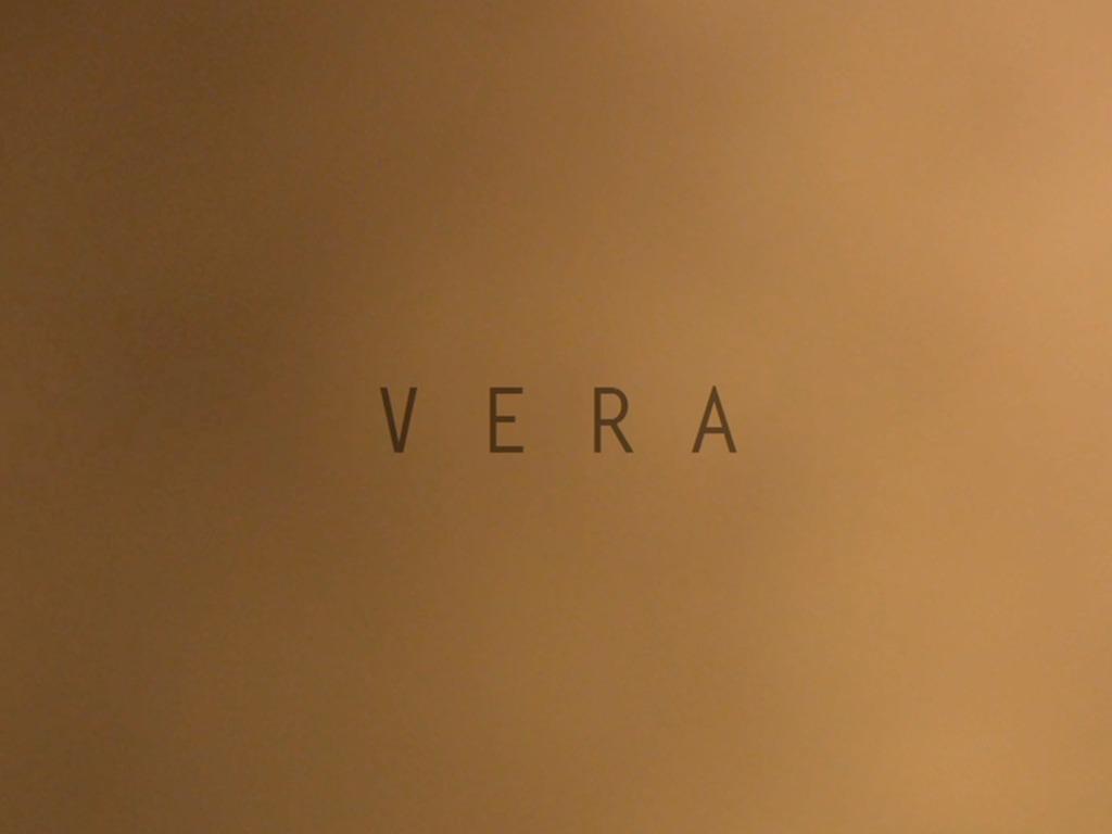 VERA, the short film's video poster