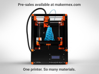 MM1 Modular 3D Printer - Customize Your Printing Experience