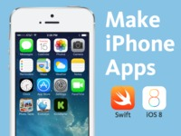 31 Days: Make iPhone Apps and Games with Swift for iOS 8
