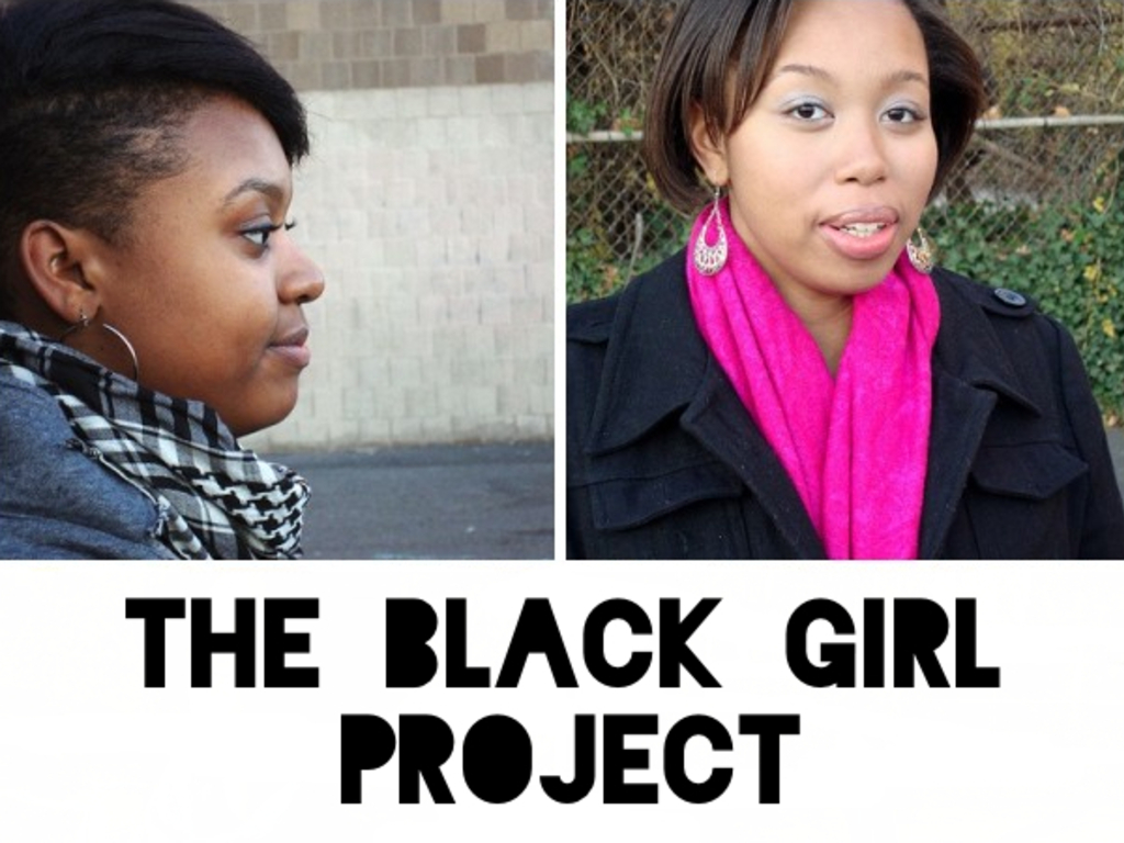 The Black Girl Project's video poster