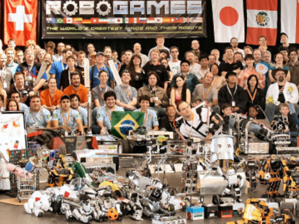 RoboGames 2012 documentary's video poster