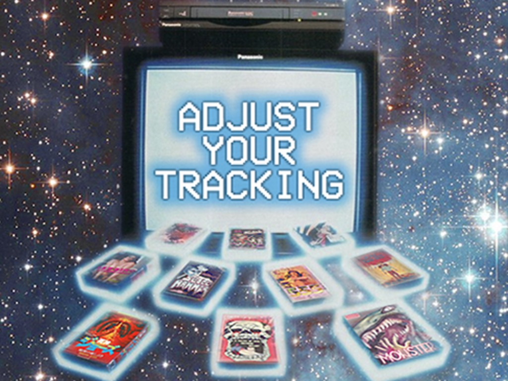 Adjust Your Tracking: The Untold Story of the VHS Collector's video poster
