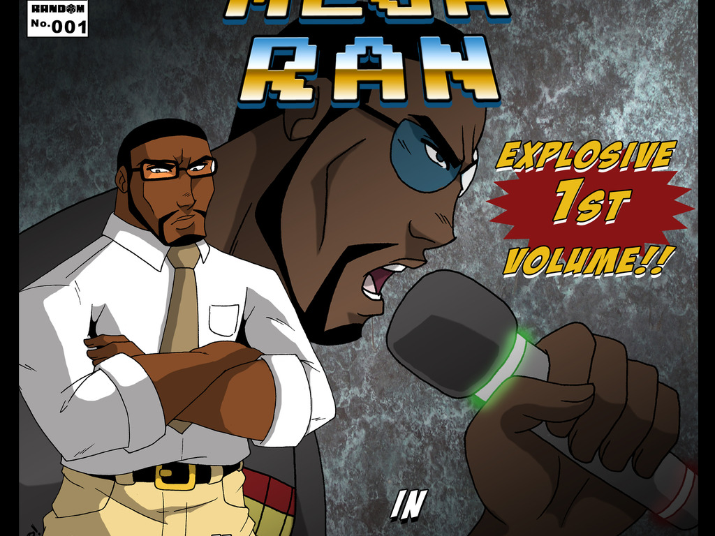 """Mega Ran's """"Language Arts"""" Video Game and Comic project!'s video poster"""
