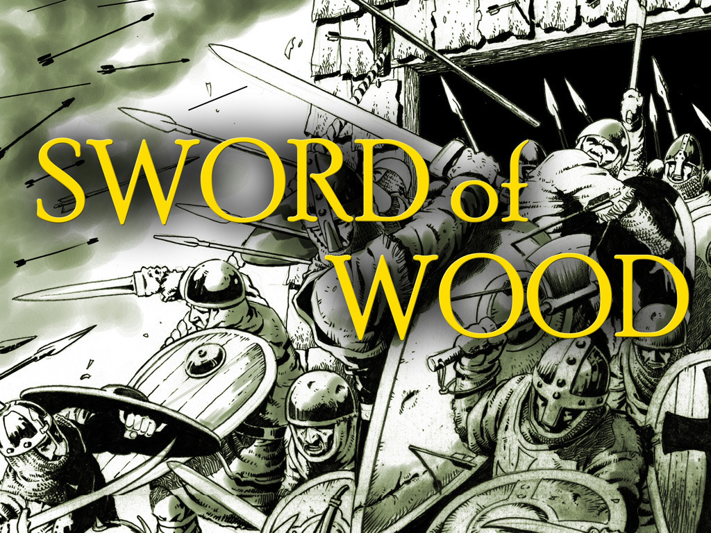 Sword of Wood by Chuck Dixon's video poster