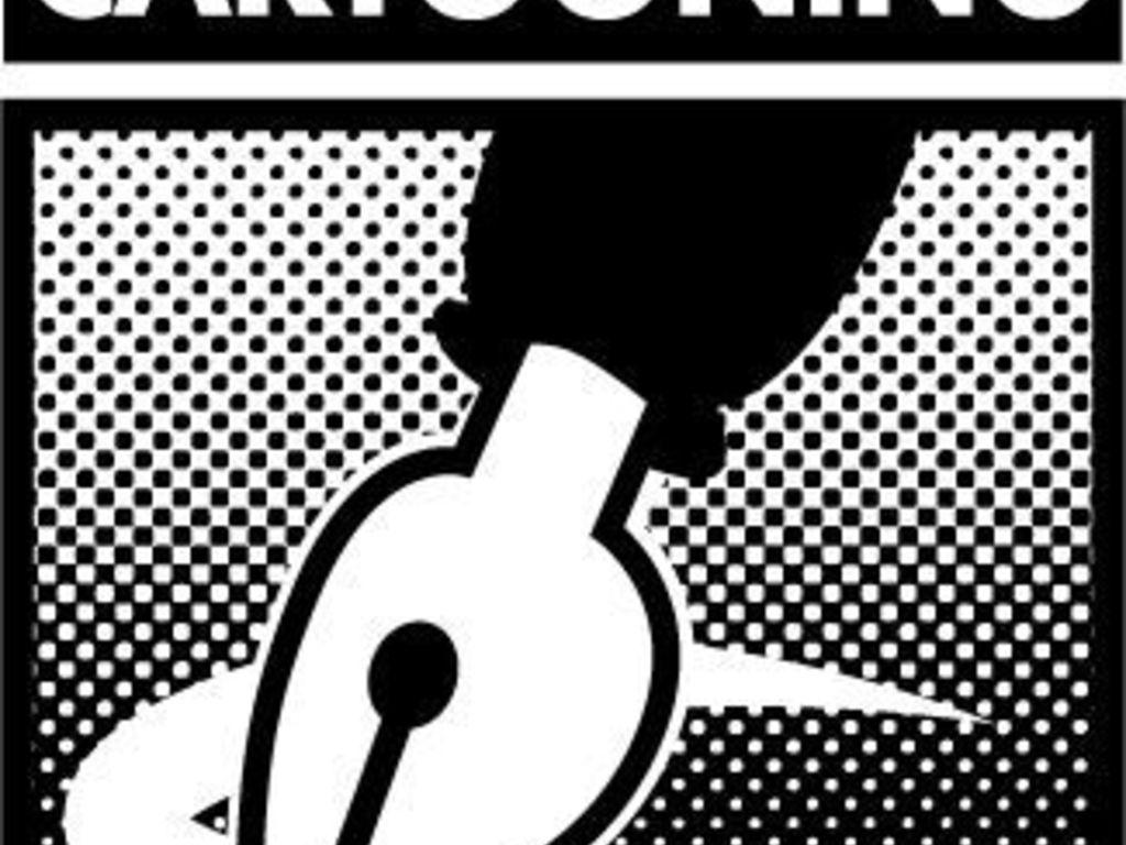 Kenosha Festival of Cartooning's video poster