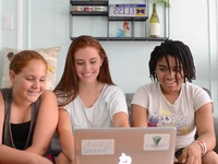 Vidcode: A Coding App Created with Girls in Mind