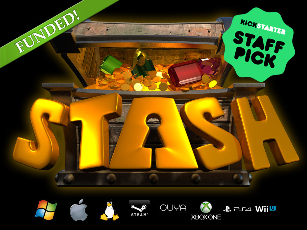 Stash: No Loot Left Behind (PC, Mac, Linux, Consoles)'s video poster