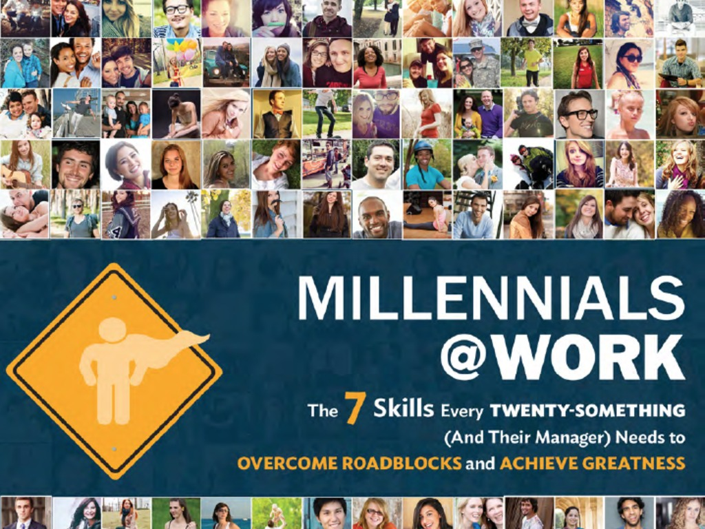 Millennials@Work's video poster