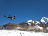 Humanitarian Drones - Bomb Locating Unmanned Aerial Systems