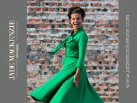 Jade Mackenzie: Nostalgic clothing for eclectic taste