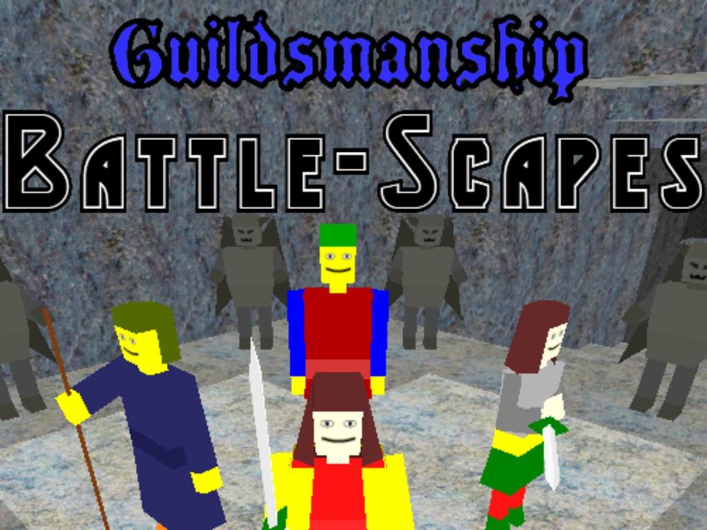 Guildsmanship: Battle-Scapes (Canceled)'s video poster