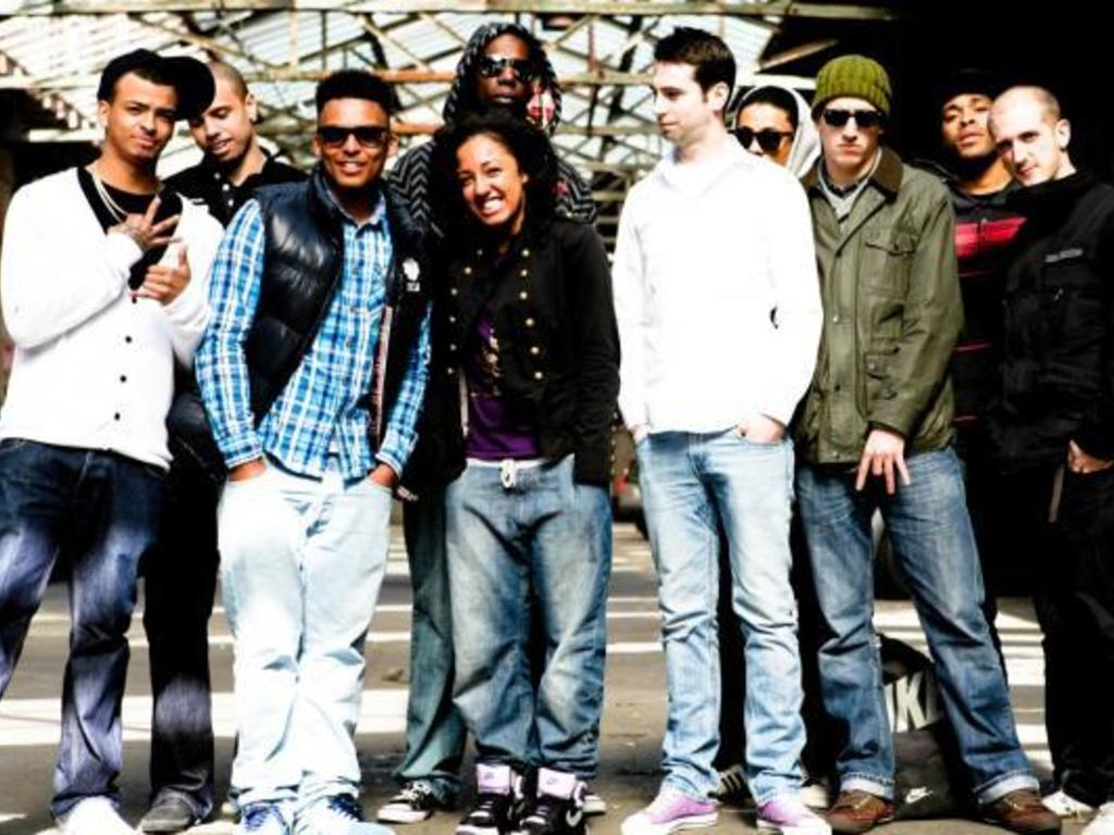 Urban Collective: The Youth Project for the Music Industry (Canceled)'s video poster